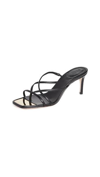 Schutz Tyna Sandals in black