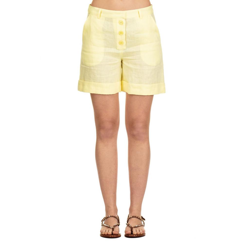 Trussardi Short in yellow