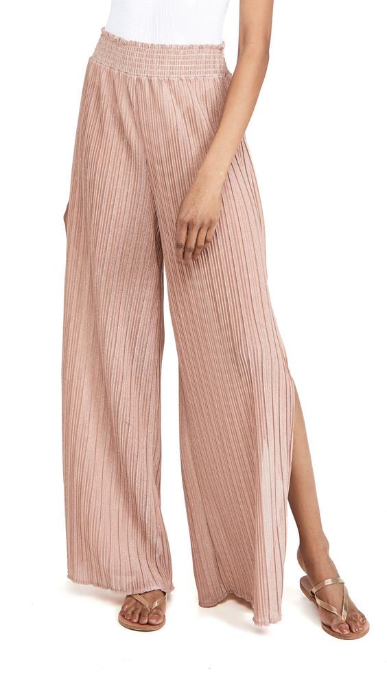 Ramy Brook Knit Athena Pants in blush