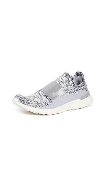 APL: Athletic Propulsion Labs TechLoom Bliss Sneakers in grey