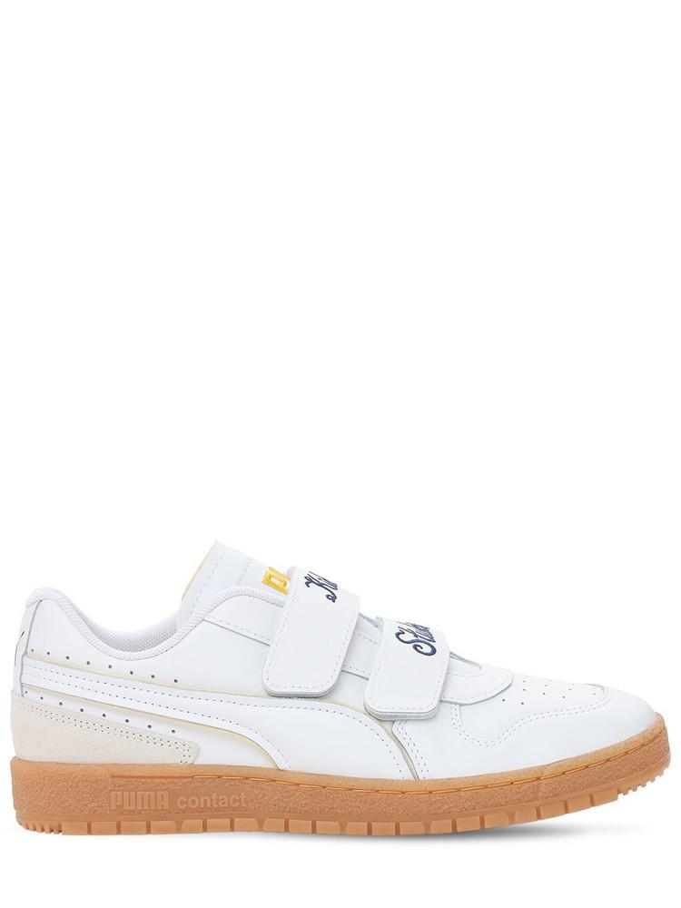 PUMA Kidsuper Ralph Sampson 70 Sneakers in white