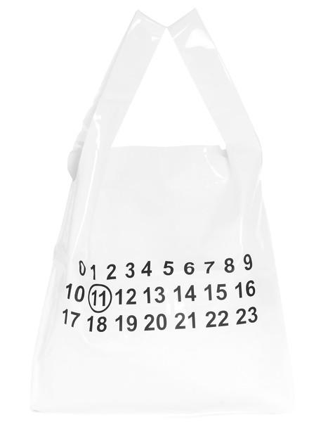 Maison Margiela monoprix Bag in white