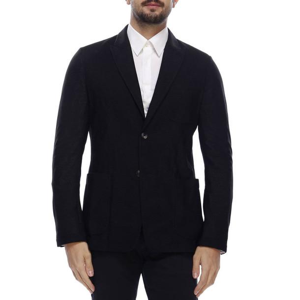 Giorgio Armani Blazer Blazer Men Giorgio Armani in black