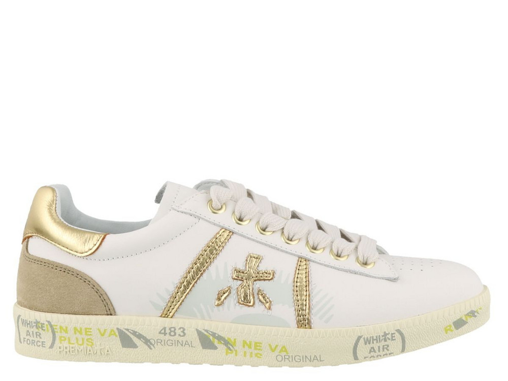 Premiata Andy Sneakers in white