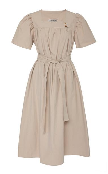 Ciao Lucia Sardinia Dress in neutral