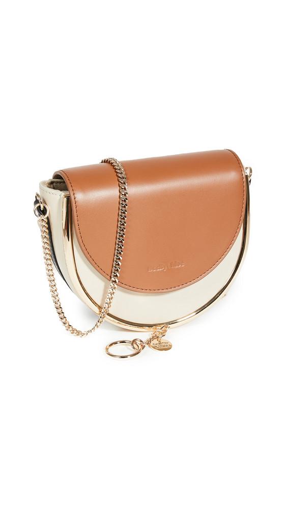 See by Chloe Mara Evening Bag in beige