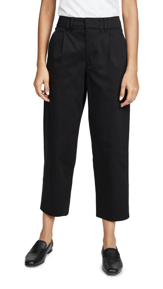AYR The Me Time Pants in black