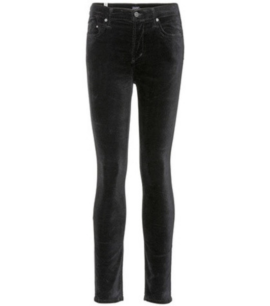 Citizens of Humanity Rocket high-rise skinny jeans in black