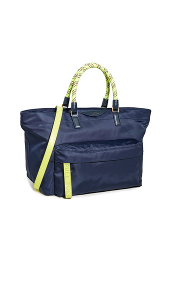 Anya Hindmarch E/W Tote Bag in yellow
