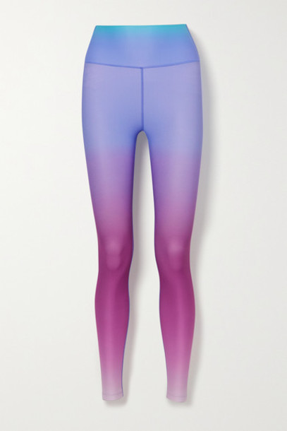 Splits59 - Ava Ombré Stretch Leggings - Pink