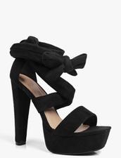 shoes,black,heels,suede