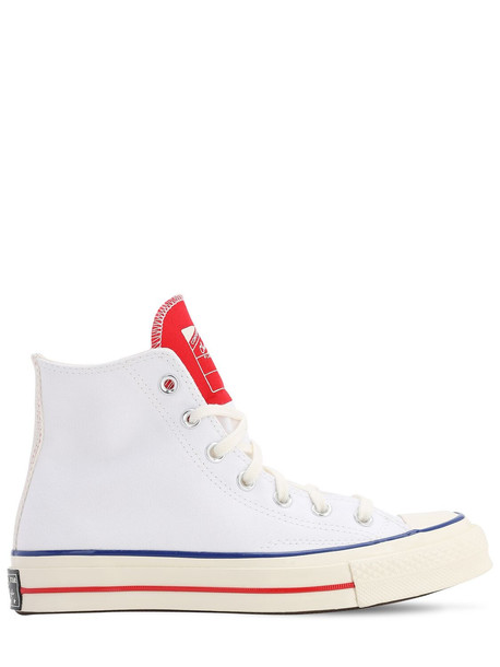 CONVERSE Chuck 70 Hi Sneakers in white