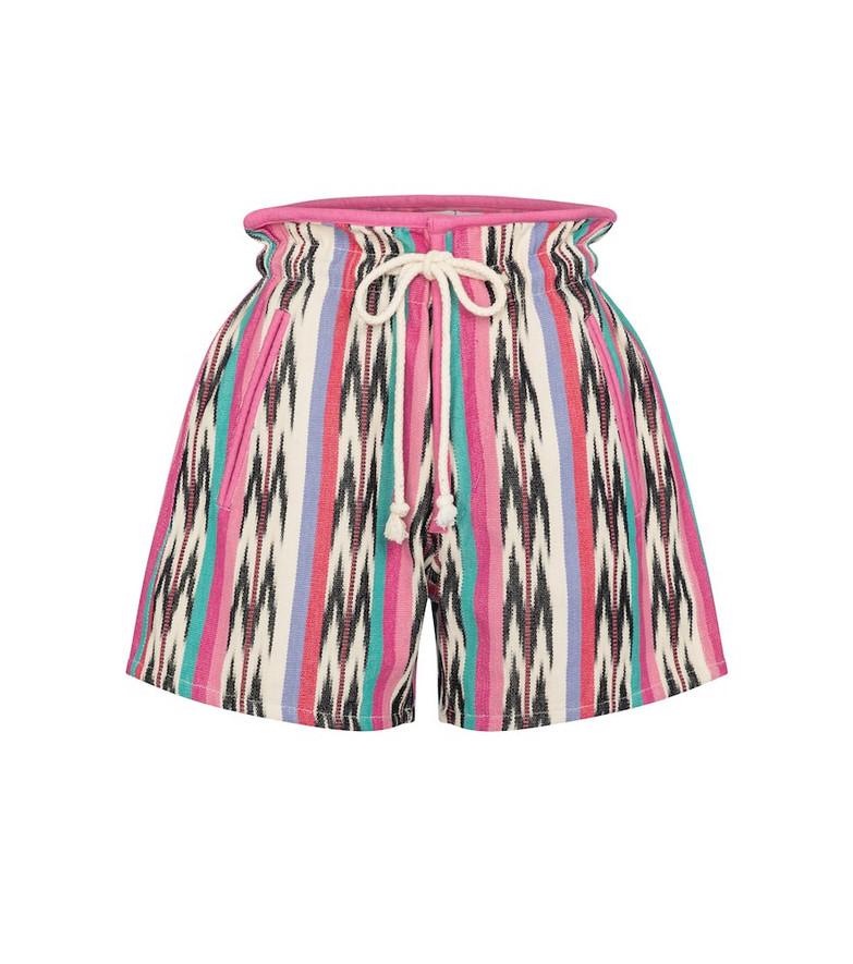 Isabel Marant, Étoile Inima jacquard cotton shorts