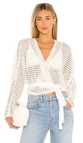 IRO Ankeria Sweater in Cream in ecru