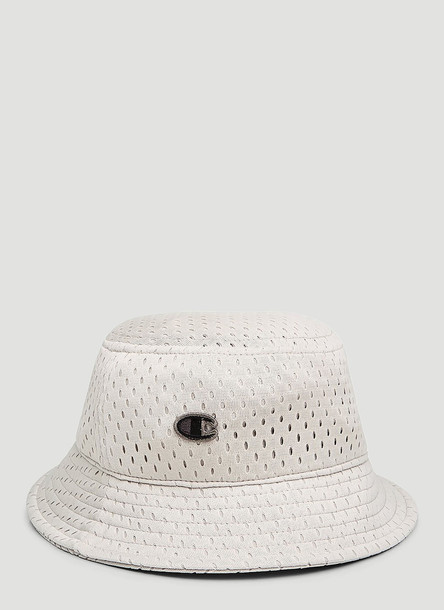 Rick Owens x Champion Gilligan Mesh Hat in Grey size M - L