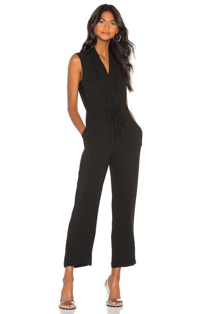 ALLSAINTS Cassie Jumpsuit in black