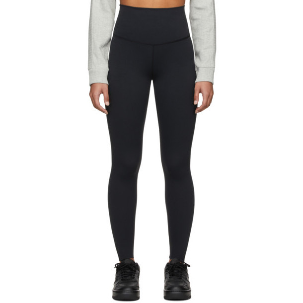 Nike Black Yoga Luxe Leggings