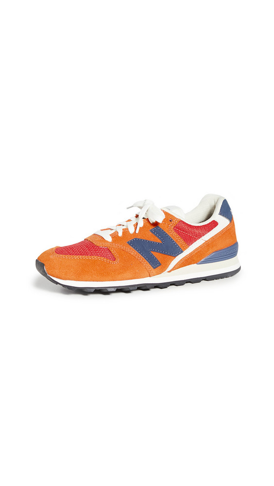 New Balance 996 V2 Sneakers in orange