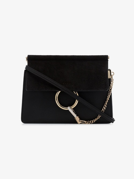 Chloé Chloé black Faye leather mini bag