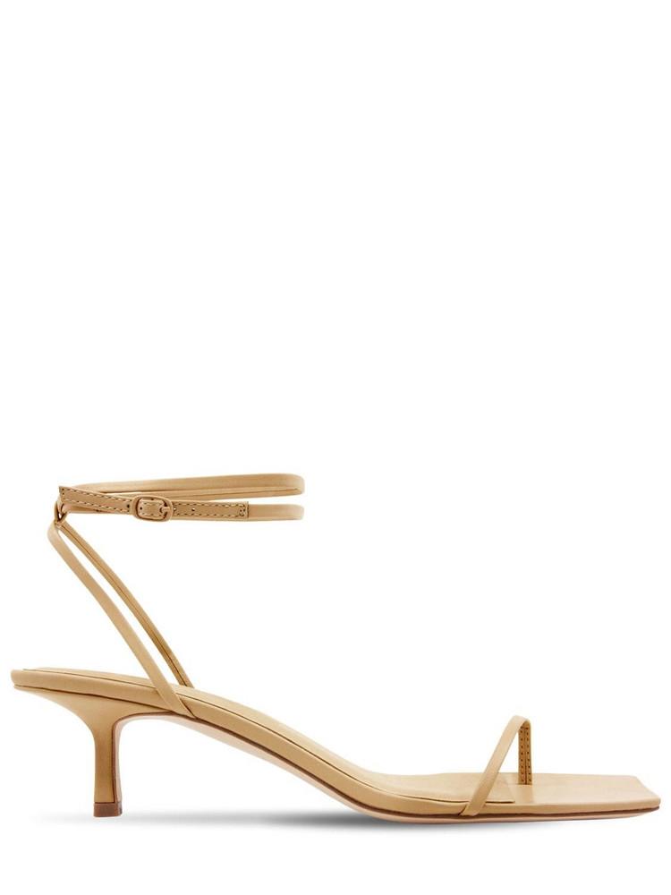 STUDIO AMELIA 50mm Leather Thong Sandals