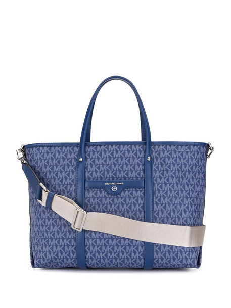Michael Michael Kors medium Beck tote bag in blue