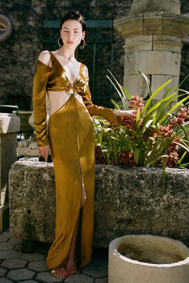 Cult Gaia Priya Dress - Gold                                                                                               $1,108.00