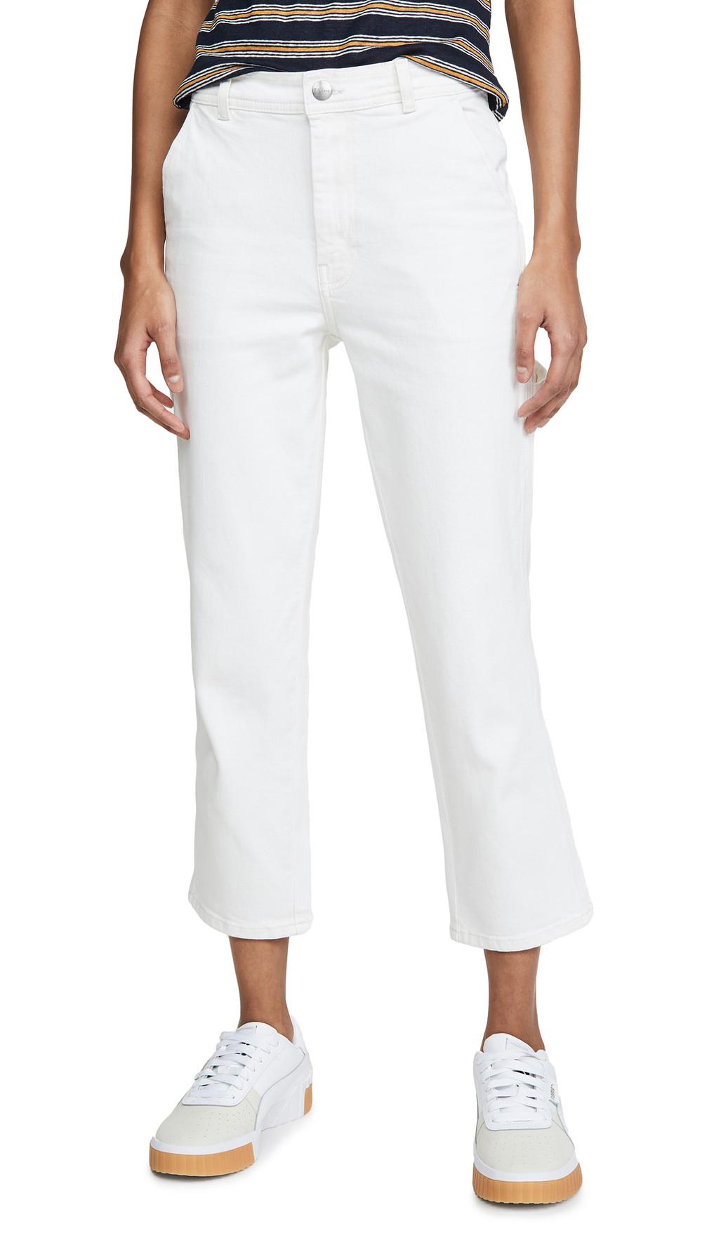 FRAME Carpenter Jeans in natural