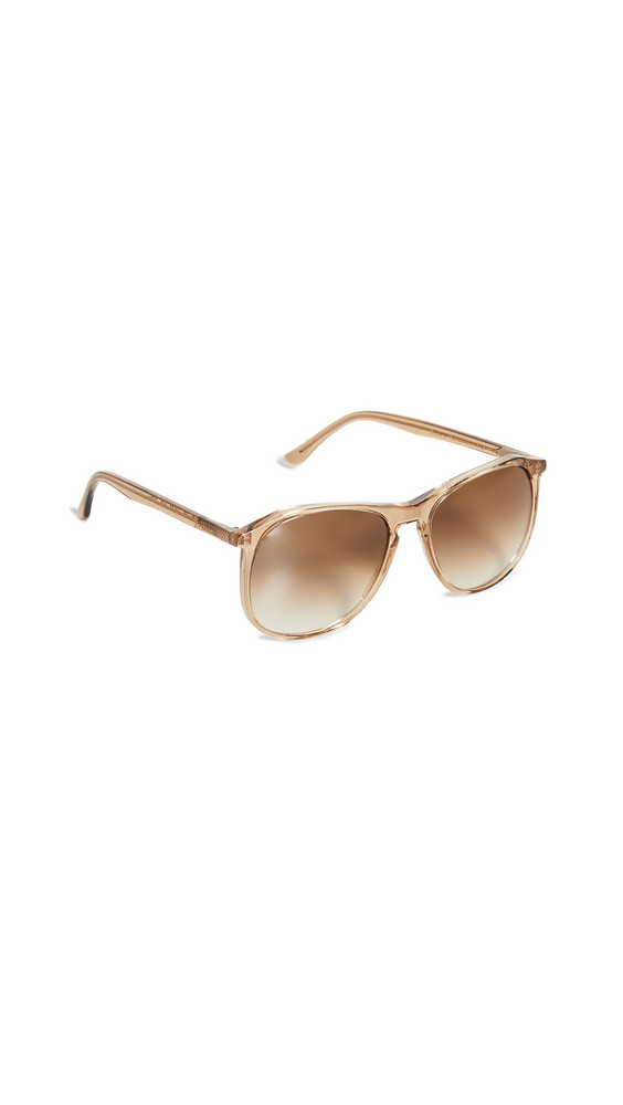 Illesteva Taos Sunglasses in brown