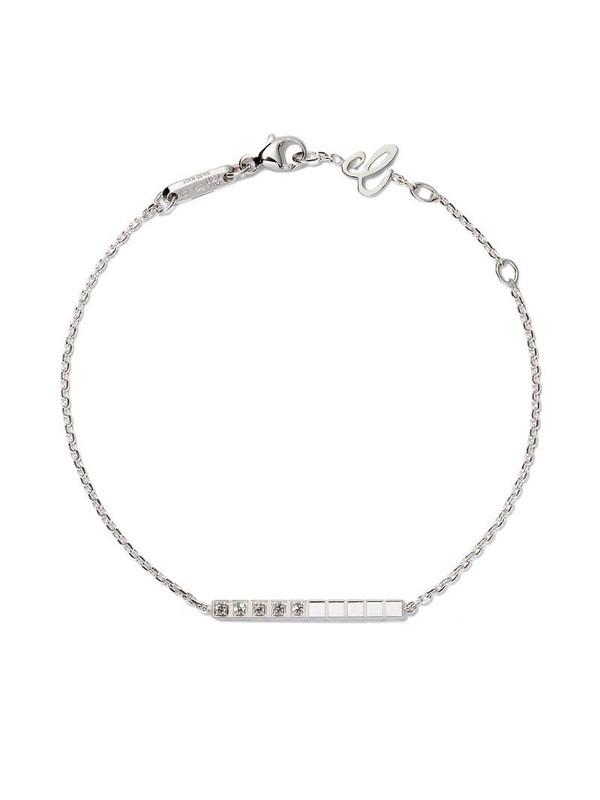 Chopard 18kt white gold Ice Cube Pure diamond bracelet
