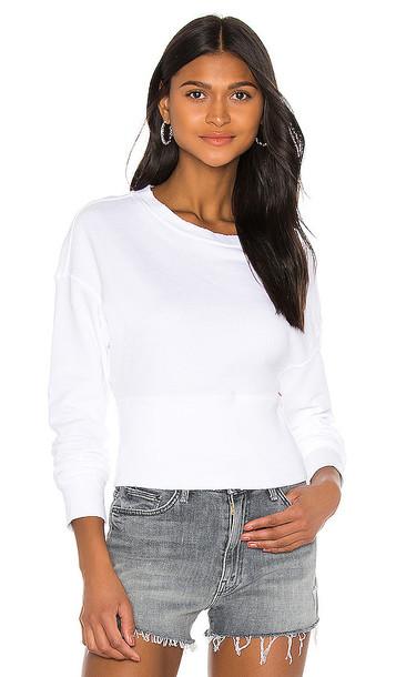 n:philanthropy Reeves Sweatshirt in White