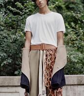 pants,coat