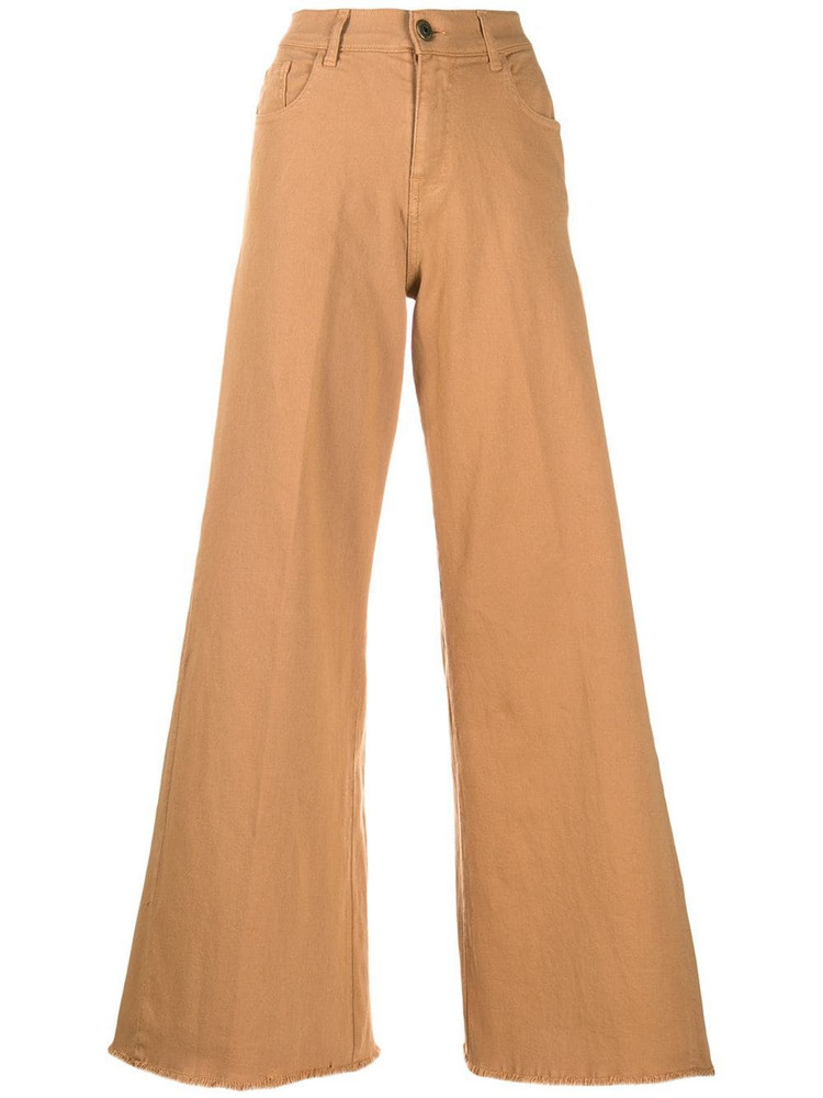LAutre Chose Palazzo Pants in sand
