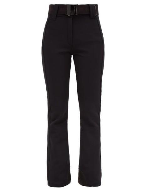 Goldbergh - Pippa Flared Technical Ski Trousers - Womens - Black