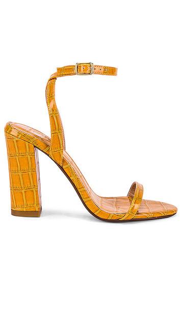 RAYE Valerie Heel in Mustard