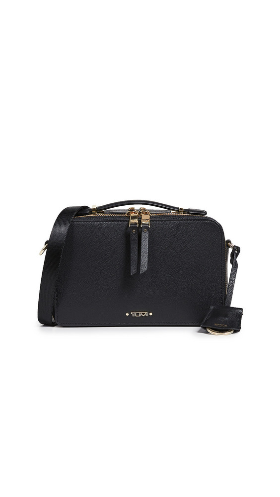 Tumi Voyageur Aberdeen Crossbody Bag in black