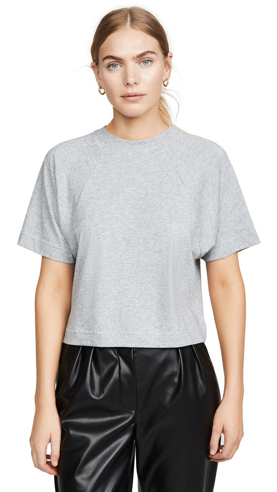 Marissa Webb So Uptight Tee in grey