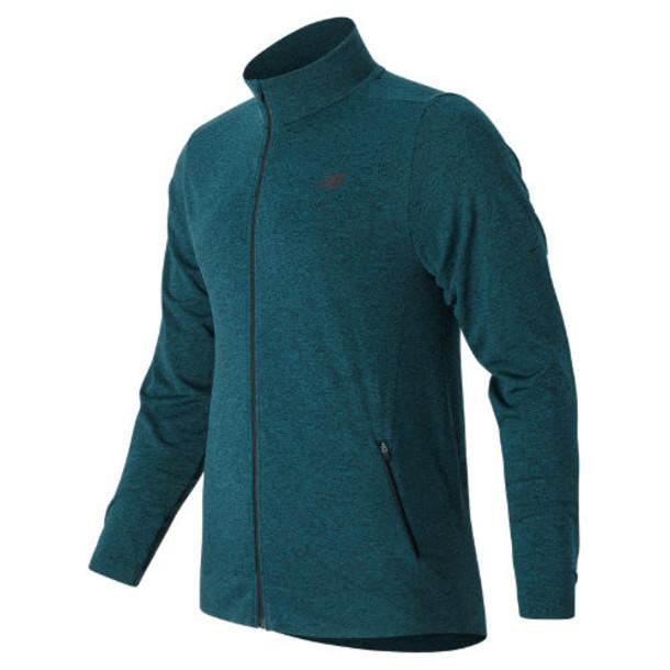 New Balance 63015 Men's M4M Seamless Jacket - Blue (MJ63015CSY)