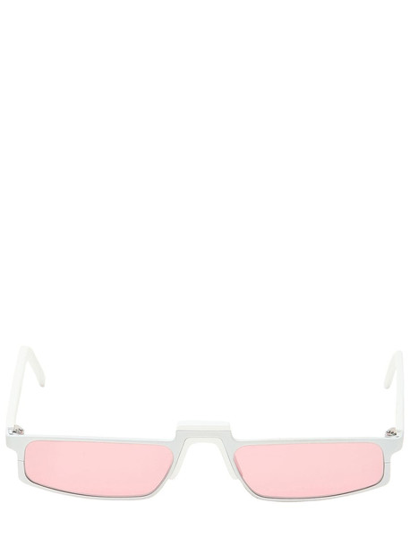 ANDY WOLF Rihanna Sunglasses in pink / white