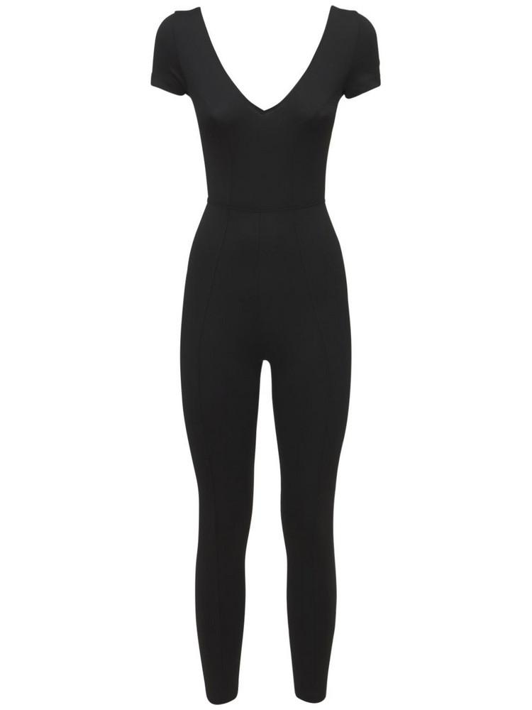 ERNEST LEOTY Oriane Bodysuit in black