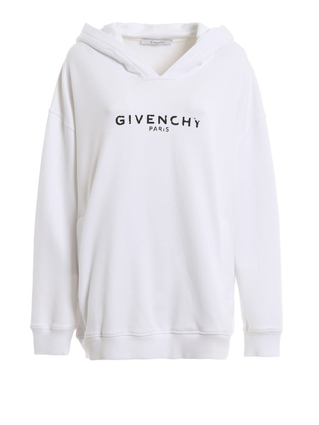 Givenchy Hoodie in white