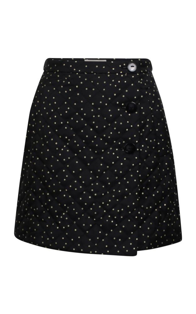 Baum und Pferdgarten Sheridan Padded Mini Skirt in black