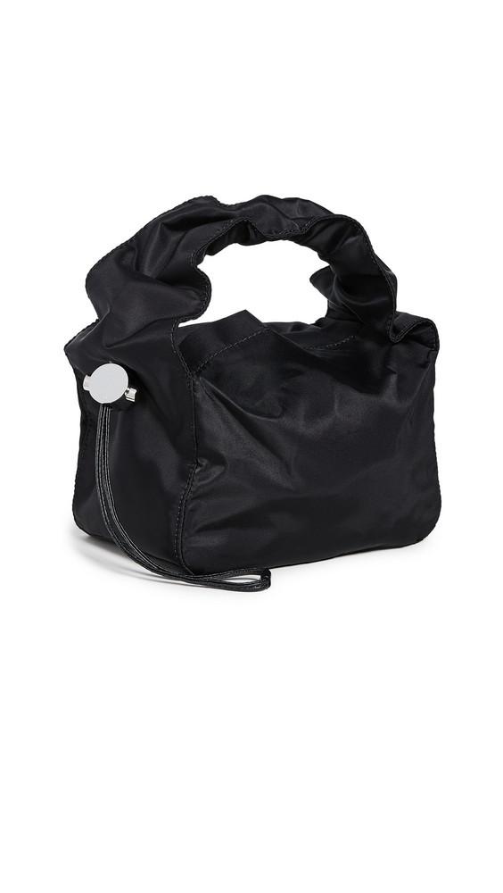 KARA Baby Cloud Bag in black