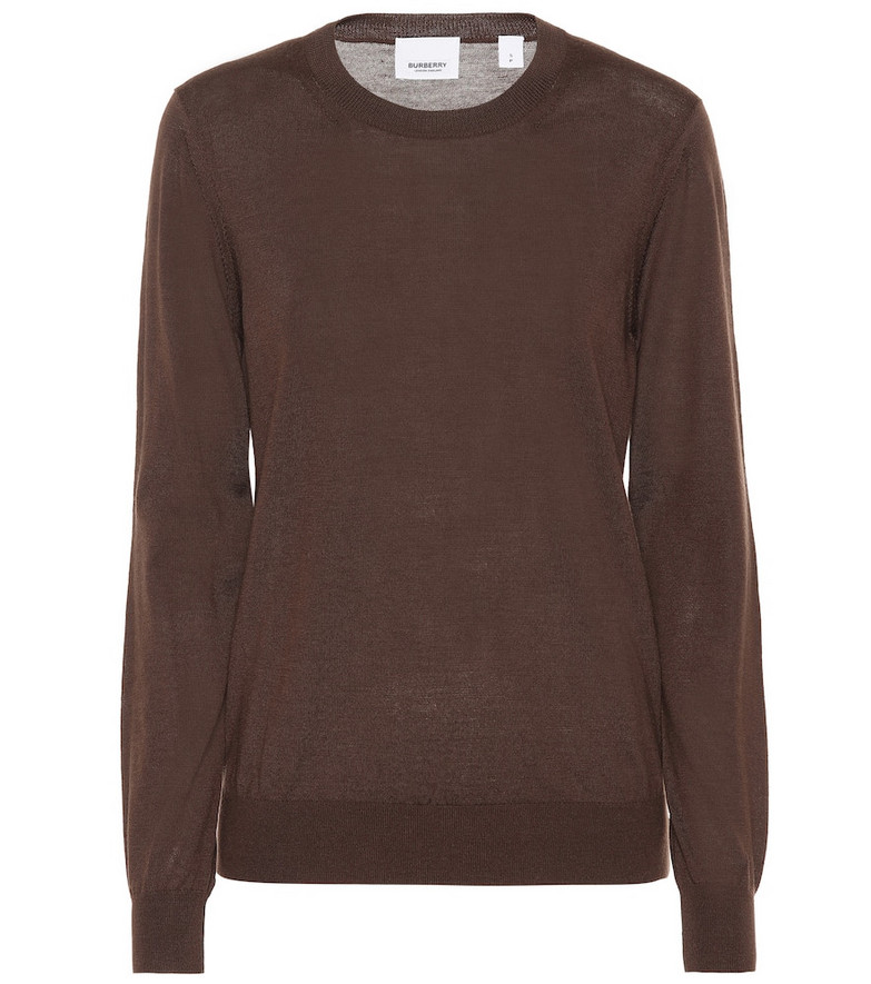 Burberry Wool sweater in beige