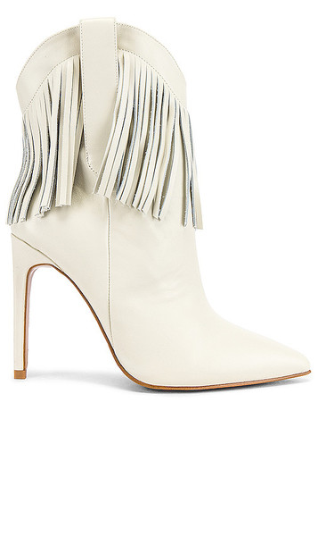 RAYE Blade Bootie in White