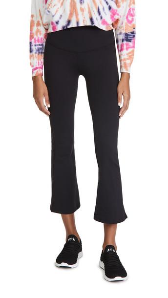 Splits59 Raquel Crop Leggings in black