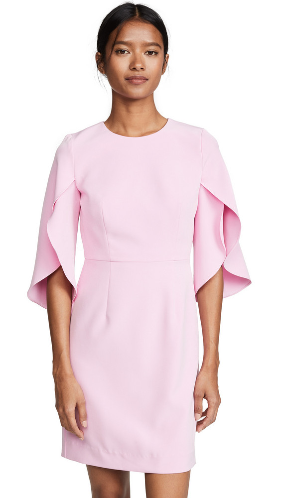 Milly Riley Dress in pink