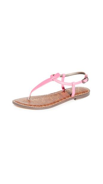 Sam Edelman Gigi Sandals in pink