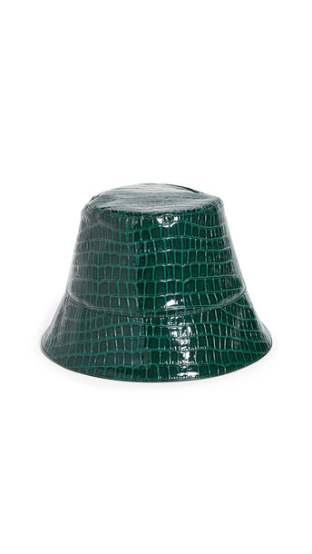Eugenia Kim Charlie Hat in emerald