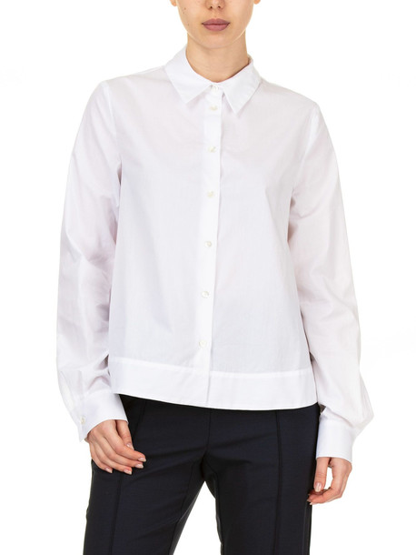 SEMICOUTURE Thom Shirt in white