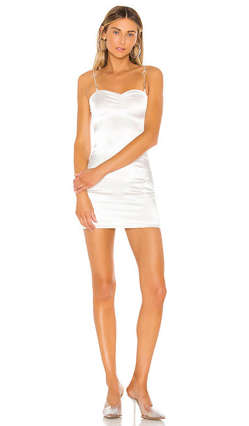 superdown Tabitha Mini Dress in White